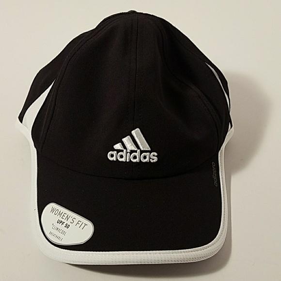 Adidas womens fit adjustable cap nwt f07f9c5af94d